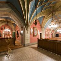 Fotodokumentace interiérů sakrálních staveb