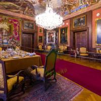 Fotodokumentace interiérů šlechtických sídel