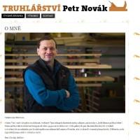 Truhlářství Novák